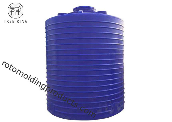 Large Plastic Water Tanks For Vertical Water Storage And Aquaculture PT 10000L
