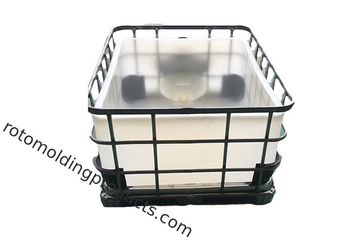 Customized Rotomolding Products IBC Aquaponics Poly Media Filled Bed For Aquaponic Systems