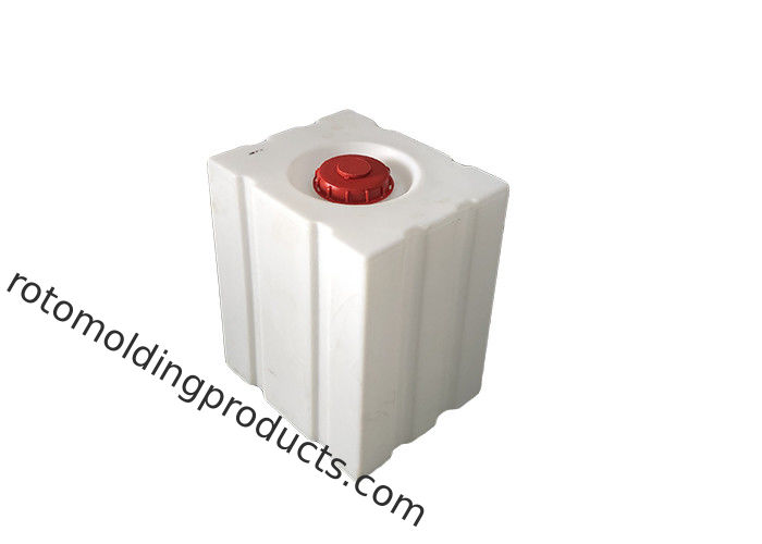Portable Square Roto Mold Tanks LLDPE Plastic Water Storage Tanks 120L